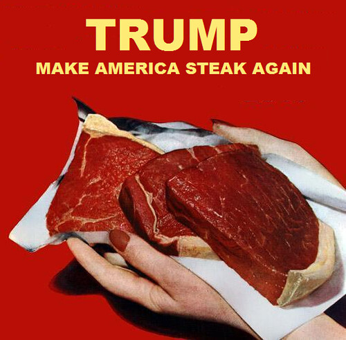 Trump Steaks: Tough to Swallow