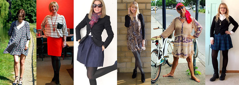 Over 40 fashion bloggers in short skirts and dresses #iwillwearwhatilike