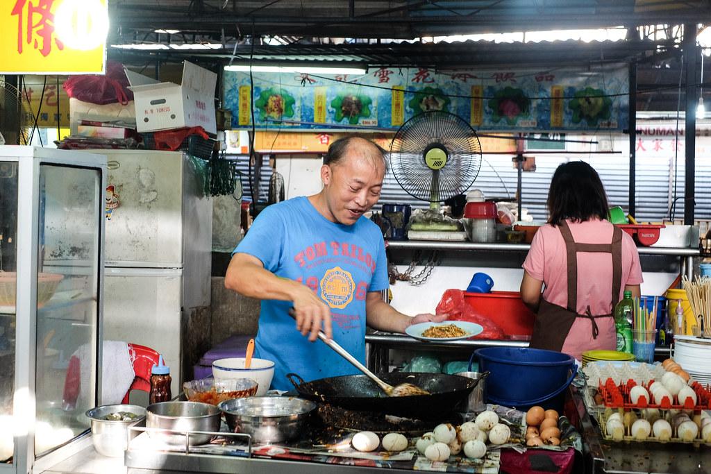 Penang Char Kueh Teow