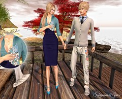 Sabrymoon and Spice wearing ..::OpOpOp:.. Design and Boutique 187 new creations