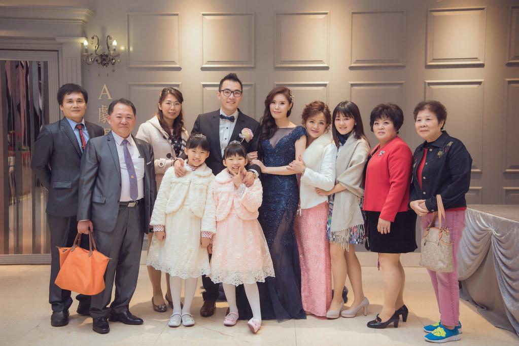 20151227新莊晶宴會館婚禮記錄 (820)
