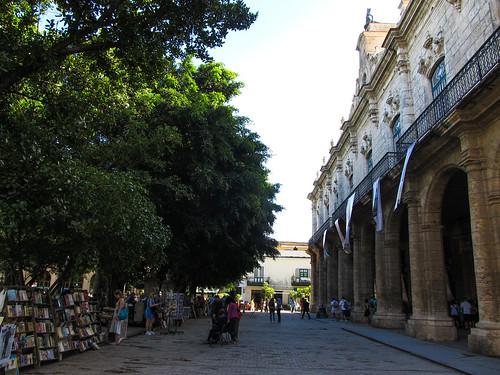 La Havane: la Place des Armes