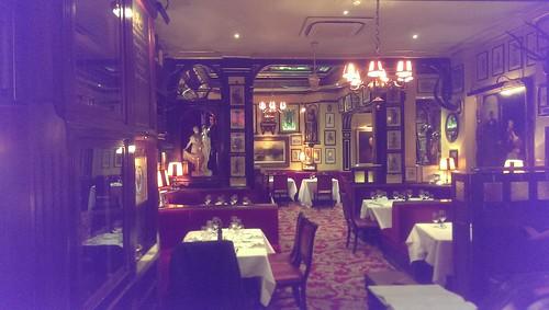 Rules Restaurant, Covent Garden, London