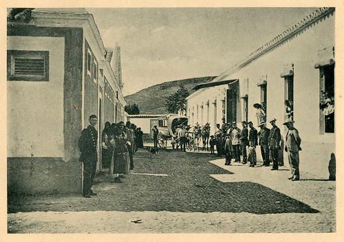 Hervideros de Fuensanta: entrada principal