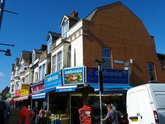 GOC Walthamstow to Stratford 004: Walthamstow High Street