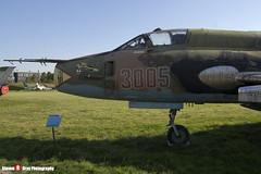 3005 - 23005 - Polish Air Force - Sukhoi SU-22M-4 - Polish Aviation Musuem - Krakow, Poland - 151010 - Steven Gray - IMG_0306