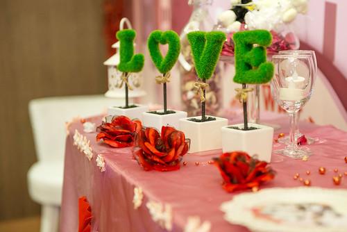 [高雄婚宴推薦]有吃又有拿,在高雄尊龍大飯店參加婚宴還能玩拍照機! (6)