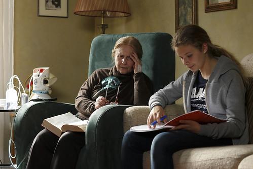 映画『母よ、』より ©Sacher Film. Fandango. Le Pacte. ARTE France Cinéma 2015