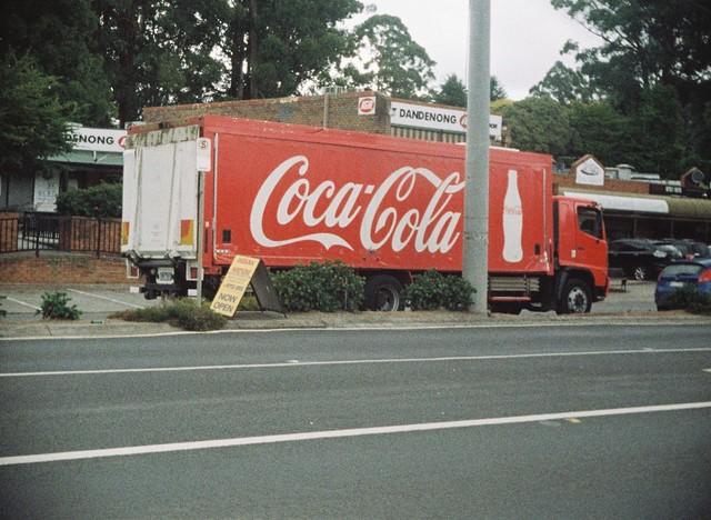 Coca-Cola truck (2)
