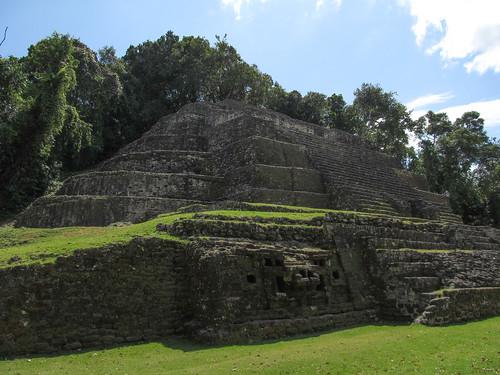 Lamanai: le Temple du Jaguar