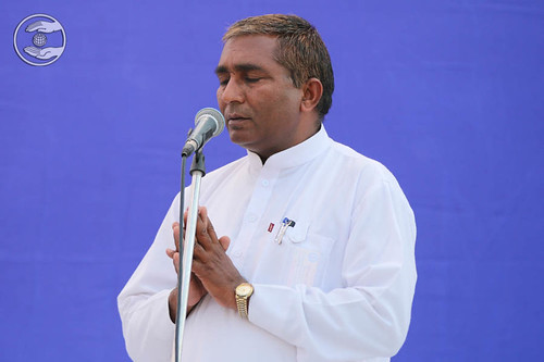 Bhoop Ram Sharma from Jaipur expresses his views