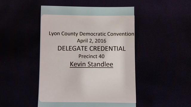 Delegate Credentials