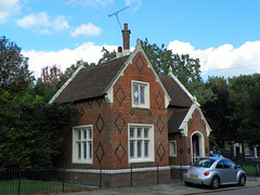 GOC Walthamstow to Stratford 181: Morpeth Lodge, Victoria Park