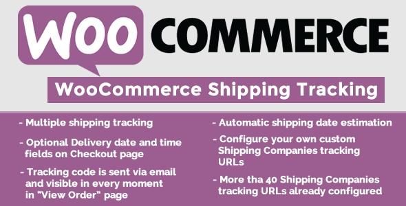 WooCommerce Shipping Tracking v5.2
