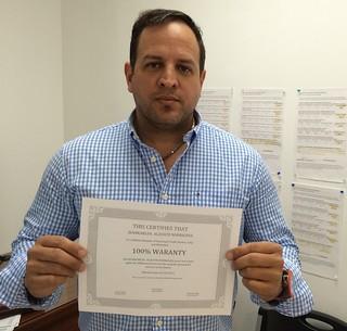 Jeankarlos Alzuate, Municipalcs, Municipal Credit Service Corp