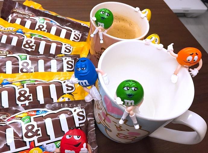 1 MM巧克力 愛靠杯 杯緣子