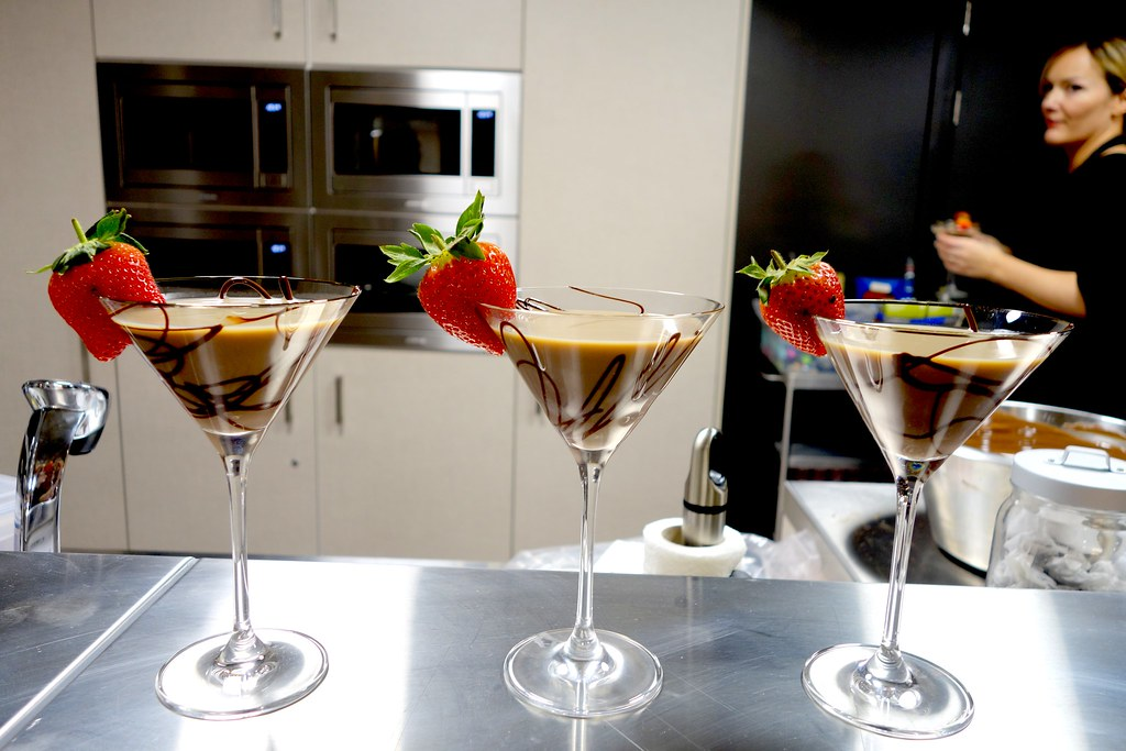 Chocolate Martinis, Farfetch Curate Food