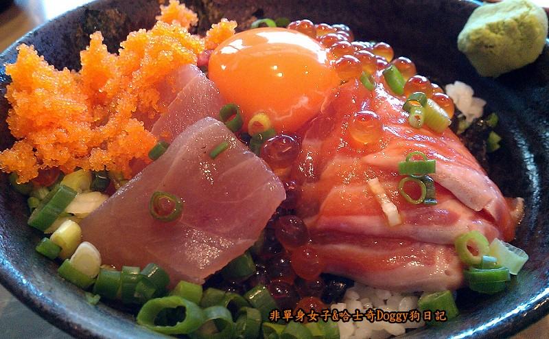 毅壽司平價日式料理築地生魚片蓋飯鮮魚金泰日本料理23