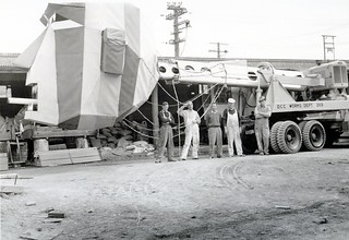 Dunedin City Council's Works Department Festival Float Entry, 1961