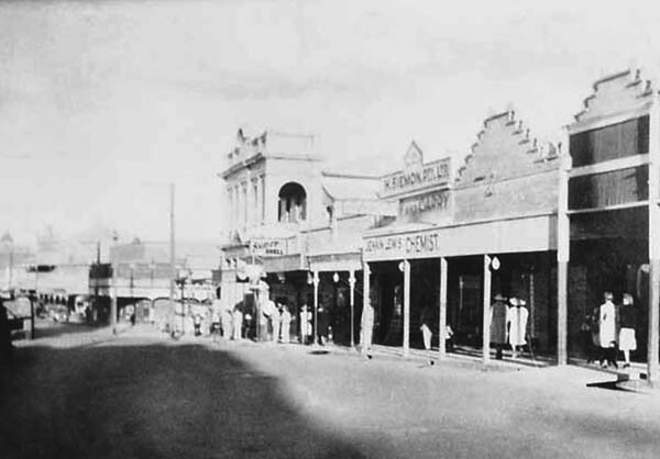 Main Street, Charters Towers