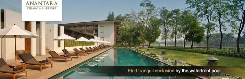 Chiang Mai - Hoteis