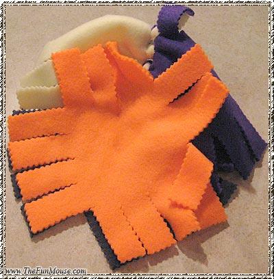 How to: No Sew Fleece Cube / Box Shelf 26207071072_47da1807a4