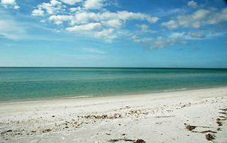Gulf of Mexico (view from Cayo Costa Island, Florida, USA) 3
