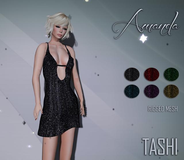 TASHI Amanda