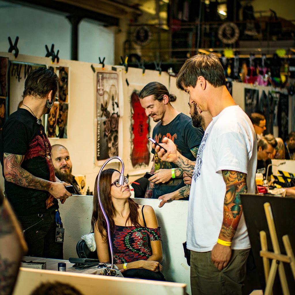 Tattoocyn - Stockholm InkBash 2014