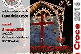 Noicattaro. Festa della Croce 2016 front