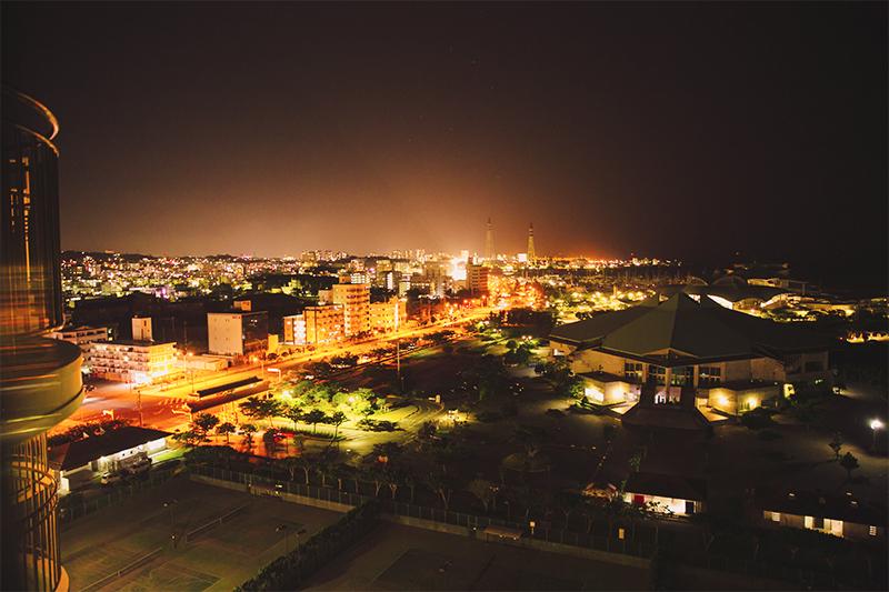 沖繩五星級飯店拉古拿花園飯店