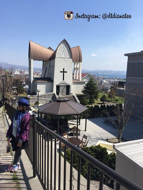 2016 Japan, Hokkaido - Hakodate Motomachi District 02