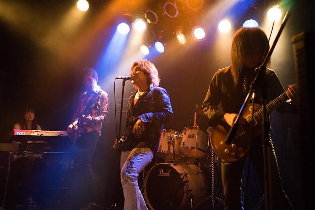 Molten Gold live at Club Mission's, Tokyo, 30 Apr 2016 DSC00319-2