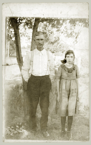 Papa and Mildred
