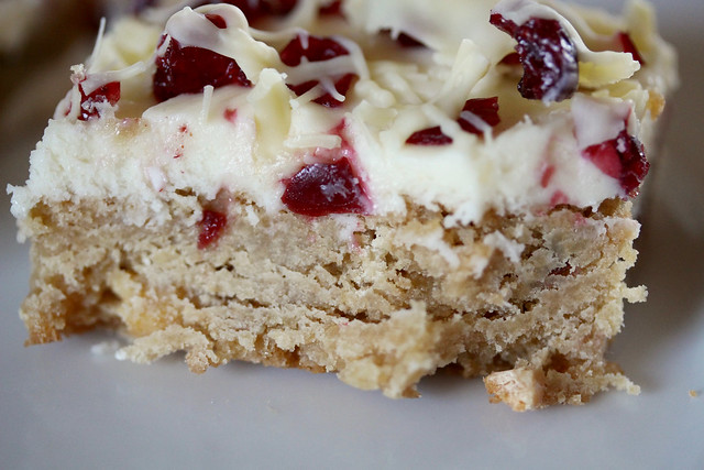 Faux Cranberry Bliss Bars - 38