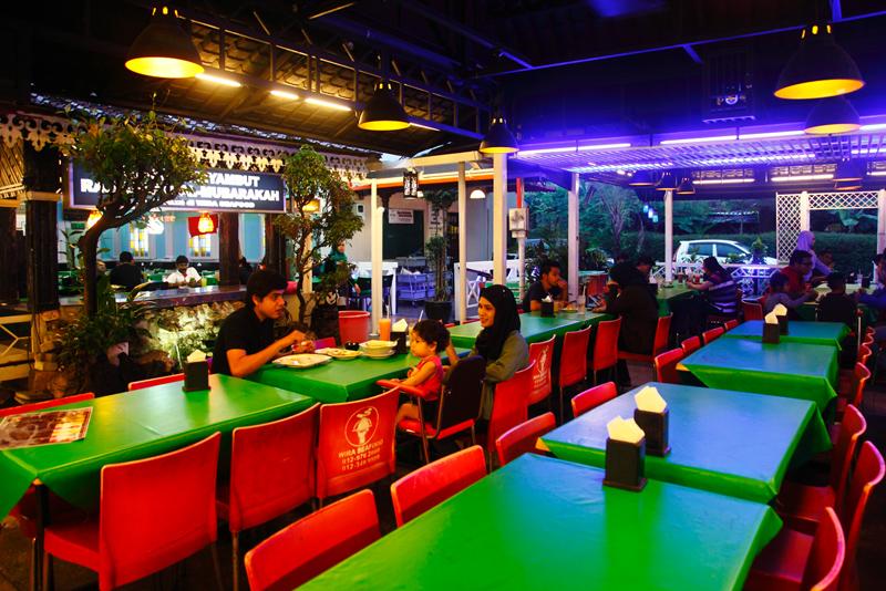 Wira Seafood Restaurant Gombak