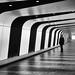 light tunnel by d26b73