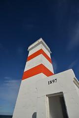 Gardur old lighthouse