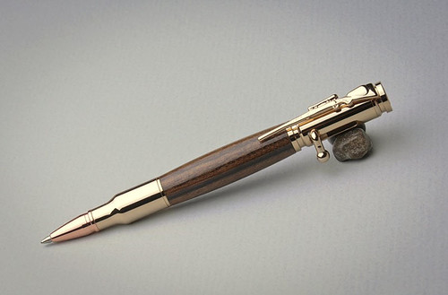 Bolt Action Cartridge Pen