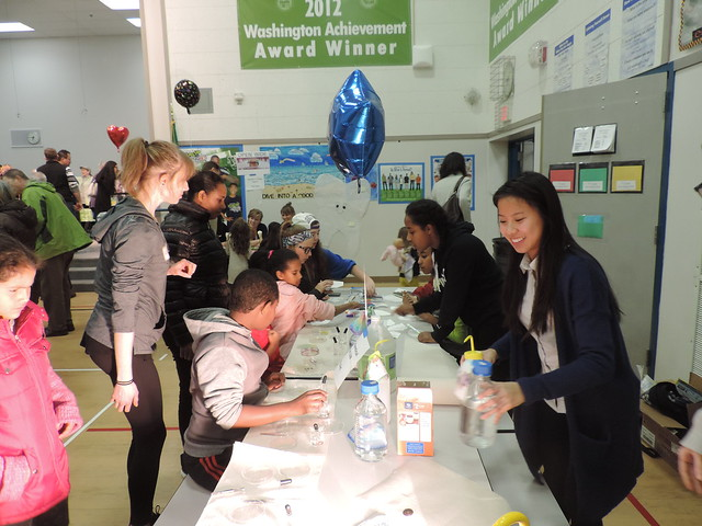 Highland Terrace Science Night Dec '15
