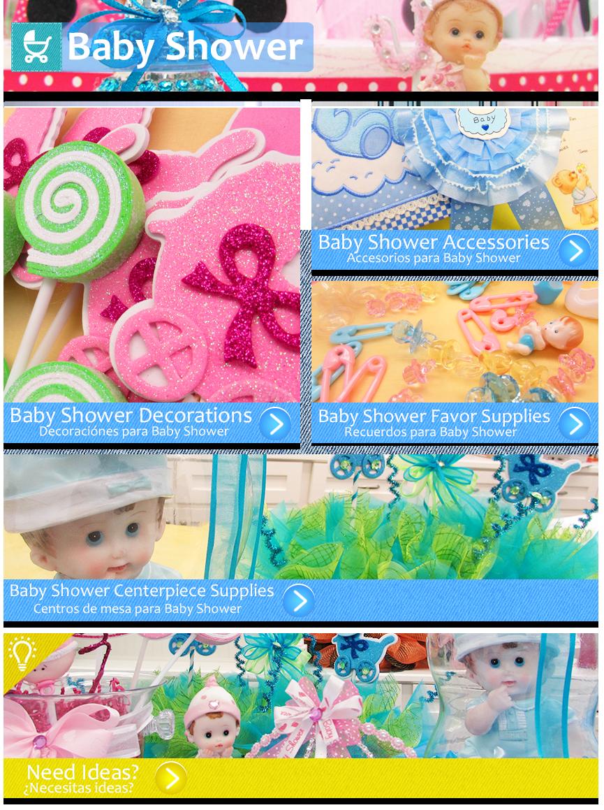 Ideas De Decoraciones Para Baby Shower De Nino.Baby Showers Recuerdos Centros De Mesa Decoraciones