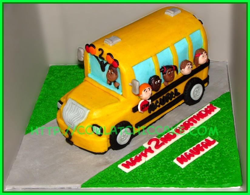 Cake Bis Sekolah