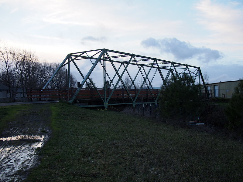 Fern Ridge Trail Bridge
