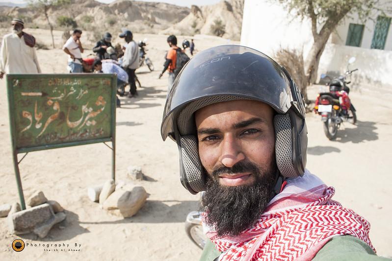 Trip to Cave City (Gondhrani) & Shirin Farhad Shrine (Awaran Road) on Bikes - 24185716615 c449159cee c