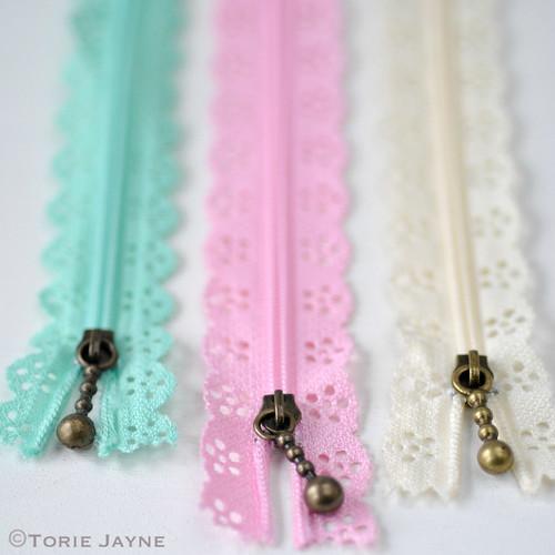 Lace Zips 1