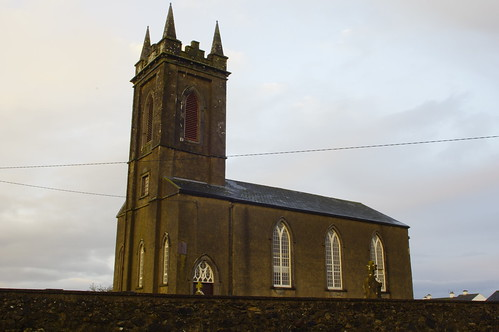 St Marys, Church of Ireland, Crossmolina Co Mayo Dec15 2