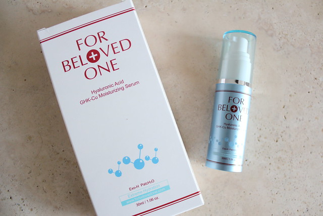 for beloved one hyaluronic acid serum review
