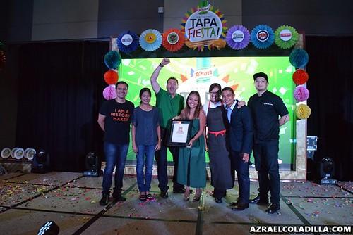 Knorr Tapa Fiesta 2016