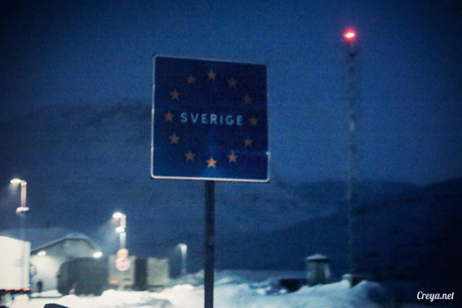 2016.02.23▐ 看我歐行腿 ▐ 阿呀~一不小心就從瑞典到了挪威, Narvik 小鎮遇見地理課本中的峽灣 42.jpg