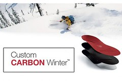Superfeet Custom fit nebo OTC - systém vložek do bot na míru